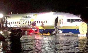 Nhân chứng vụ máy bay chở 143 người lao xuống sông: 'Một chuyến bay kinh hoàng'