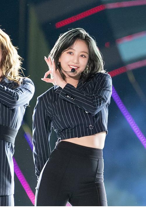 Ji Hyo ngày càng quyến rũ nhờ giảm cân.
