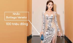 'Hoa hậu con nhà giàu' chi hơn 200 triệu đồng cho outfit dự sự kiện