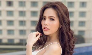 Bị tố giật chồng và có clip sex, Phi Huyền Trang thanh minh