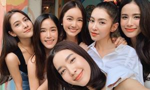 6 mỹ nhân thuộc hội bạn thân sang chảnh bậc nhất showbiz Thái