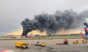 Phi công máy bay Nga bốc cháy: 'Chúng tôi không có lựa chọn nào khác'
