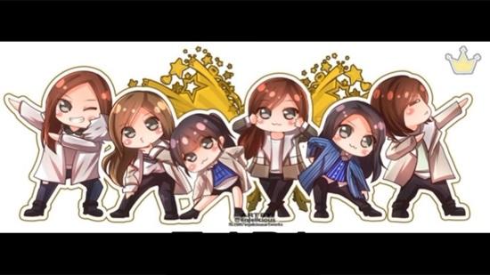 Fan cứng đoán nhóm nhạc Kpop qua hình chibi (4) - 3