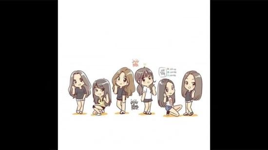 Fan cứng đoán nhóm nhạc Kpop qua hình chibi (4) - 7