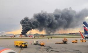 Nhân chứng vụ rơi máy bay Nga: 'Chúng tôi mất hết ý thức vì sợ hãi'