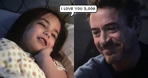 Cảnh phim xuất hiện câu nói I love trong 3000.