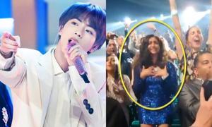 Diễn viên quần chúng Mỹ bị chỉ trích vì đóng giả làm fan BTS
