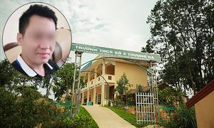 Vụ nữ sinh Lào Cai mang bầu: 'Thai nhi có quan hệ huyết thống với thầy giáo'