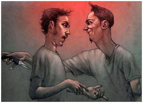 Đừng lãng phí lòng tốt với 4 kiểu người trong xã hội - 1