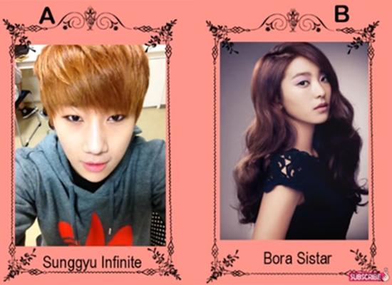 So sánh tuổi giữa các idol Hàn - 9