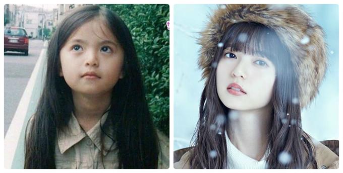 <p> Thành viên Nogizaka46 Saito Asuka đang rất đắt show chụp ảnh tạp chí. Những bức ảnh hồi bé của nữ thần tượng được khen ngợi đẹp như con lai.</p>
