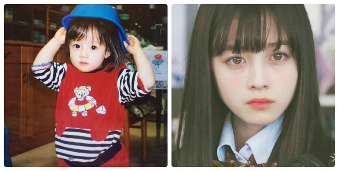 <p> Những bức ảnh hồi bé xinh xắn như thiên thần củaHashimoto Kanna cũng khiến các fan thích thú. Đôi mắt to tròn, lúc nào cũng long lanh của Kanna không hề thay đổi theo thời gian.</p>