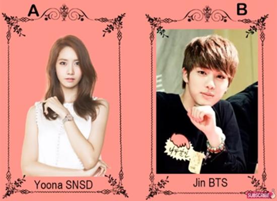 So sánh tuổi giữa các idol Hàn - 6
