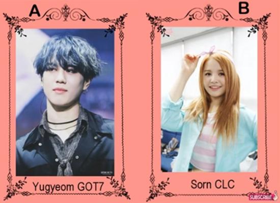 So sánh tuổi giữa các idol Hàn - 7
