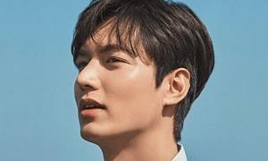 Vừa xuất ngũ, Lee Min Ho nhanh chóng trở lại màn ảnh nhỏ với drama mới