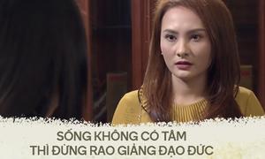 Lời thoại 'chất như nước cất' của Bảo Thanh trong 'Về nhà đi con'