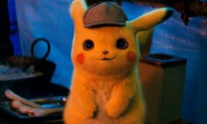 'Pokemon: Thám tử Pikachu' với những con Pokémon có sức mạnh bá đạo