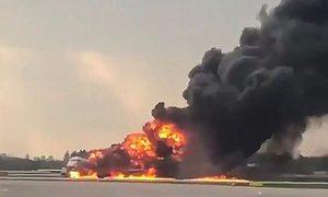Hành khách máy bay Nga kể lại khoảnh khắc kinh hoàng: 'Như lửa địa ngục vậy'