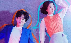 Phim của Park Bo Young và Ahn Hyo Seop cuốn hút từ khi lên sóng