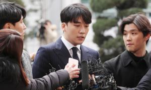 Seung Ri bị nghi ngờ trực tiếp giao dịch tình dục với gái gọi