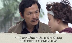 Những câu thoại xúc động của 'ông bố quốc dân' trong 'Về nhà đi con'