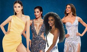 3 đối thủ Hoàng Thùy đánh giá cao nhất tại Miss Universe 2019