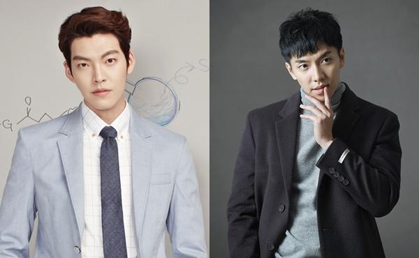Kim Woo Bin và Lee Seung Gi khá phù hợp cho vai diễn thần sấm Thor.