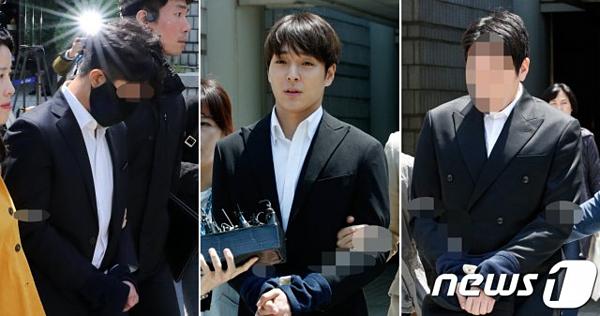 Trong ngày hôm nay, phía công tố cũng đã thẩm vấn hai người đàn ông còn lại trong vụ kiện cưỡng dâm tập thể do Jung Joon Young và Choi Jong Hoon cầm đầu. Truyền thông Hàn phán đoán một trong số ba người này là anh trai của nữ idol Yuri (SNSD). Theo tờ Hankyung, Jung Joon Young sẽ tham dự phiên điều trần đầu tiên vào ngày mai 10/5.