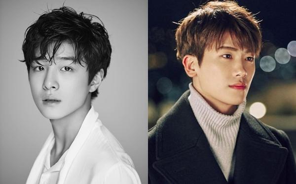 Nam Da Reum và Park Hyung Sik.