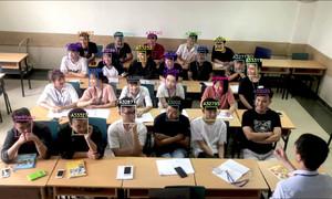 Sinh viên phát triển ứng dụng công nghệ AI chống gian lận thi cử