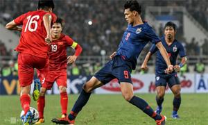 Báo Thái hô hào 'đập tan tuyển Việt Nam' để vào chung kết King's Cup