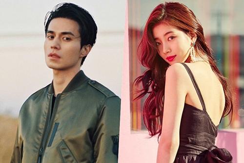 Chuyện tình ồn áo nhất của Lee Dong Wook là Suzy. Cặp đôi lệch tuổi công bố chuyện yêu đương ngay khi bị báo chí phát hiện. Chính Lee Dong Wook là người chủ động thể hiện sự quan tâm đến đàn em Suzy và tìm cách hẹn hò với cô nàng. Vào 7/2018, cặp đôi tuyên bố chia tay sau 4 tháng hẹn hò.