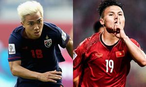 Fan Thái đòi phân định ngôi 'số một Đông Nam Á' với Việt Nam qua King's Cup
