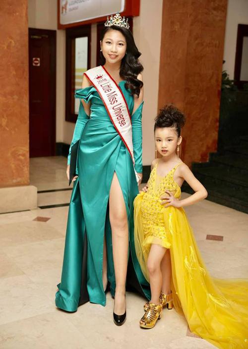 Cuộc thi năm nay bao gồm 6 bảng thi: Tod (4-6 tuổi), Baby (6-8 tuổi), Mini (9-10 tuổi), Young (10-12 tuổi), Preteen (12-14 tuổi) và Teen (14-16 tuổi).  Nguyễn Ngọc Bảo Anh là đại diện đầu tiên của Hải Phòng và cũng là thí sinh Việt Nam thứ 2 dành được vương miện cao quý này (Ngọc Lan Vy, bảng teen 14-16 tuổi, đăng quang năm 2018).