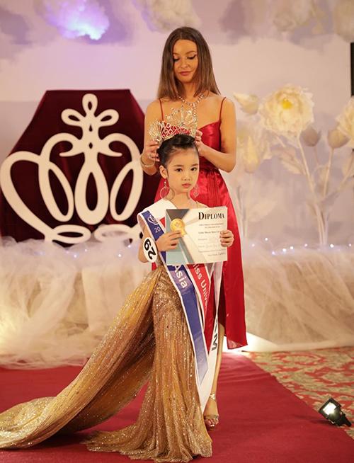 Tối 9/5, Chung kết Hoa hậu Hoàn vũ nhí Thế giới 2019 đã chính thức khép lại