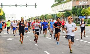VnExpress Marathon - cuộc đọ sức 'khó nhằn' của những chiến binh tự do