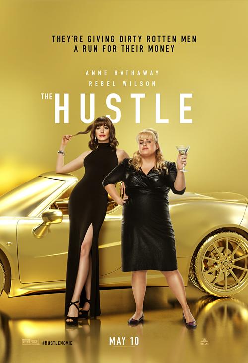 The Hustle: Phi vụ lừa tình xuyên biên giới của những chị đại cực ngầu