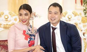 Lan Khuê mang thai con đầu lòng với chồng doanh nhân