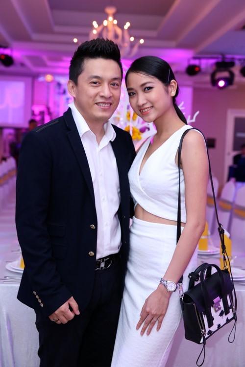 Yến Phương và Lam Trường.