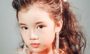 Tân Hoa hậu nhí kể chuyện đi thi: 'Chân giẫm phải kim vẫn nén khóc'