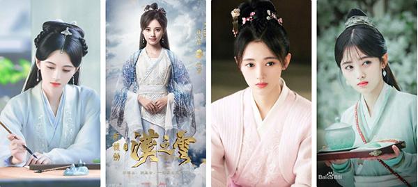Cúc Tịnh Y gây nhàm chán vì toàn đóng phim cổ trang.