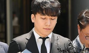 Seung Ri được thả về nhà sau khi tòa từ chối lệnh bắt giữ