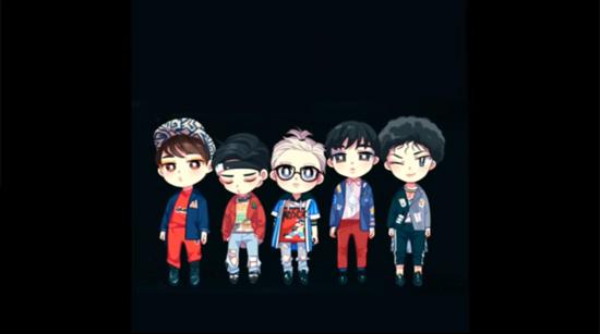 Fan cứng đoán nhóm nhạc Kpop qua hình chibi (5) - 5