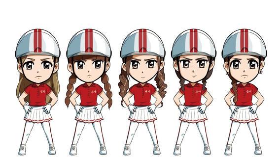 Fan cứng đoán nhóm nhạc Kpop qua hình chibi (5) - 6