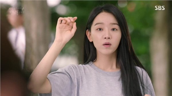 Woo Seo Ri trong Mãi vẫn tuổi 17