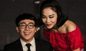 Trấn Thành nhiệt tình 'sỉ vả' Thu Minh mê sống ảo trên Facebook