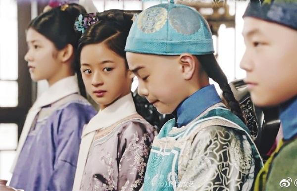 ... hay Như Ý truyện (vai Như Ý lúc nhỏ). Không có nhiều đất diễn nhưng mỗi nhân vật Điền Điềm đều thể hiện tốt, nhập vai, được khen ngợi về diễn xuất và thần thái.