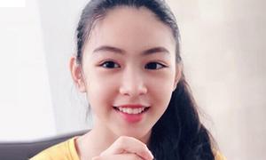 Con gái Quyền Linh được khen là 'tiểu Trương Bá Chi'