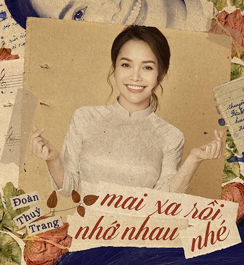 Đoàn Thúy Trang hóa nữ sinh siêu quậy trong ca khúc về tuổi học trò
