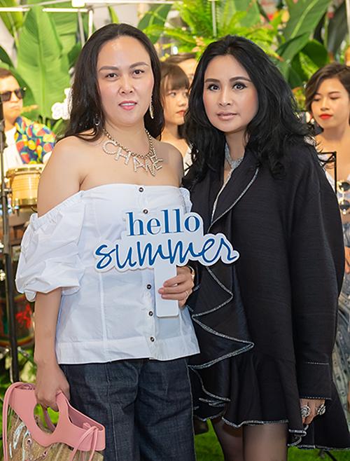 Phượng Chanel và Thanh Lam có mối quan hệ thân tình cả chục năm nay.